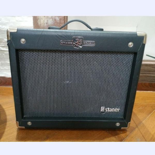Amplificador cubo staner bx 100
