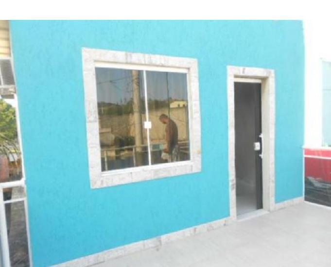 Ana gonzaga - casa linear 3 quartos - 80m2 - terraço
