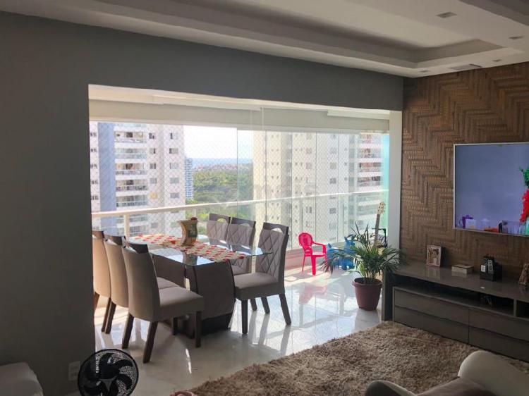 Apartamento 3 quartos condomínio platno greenville -