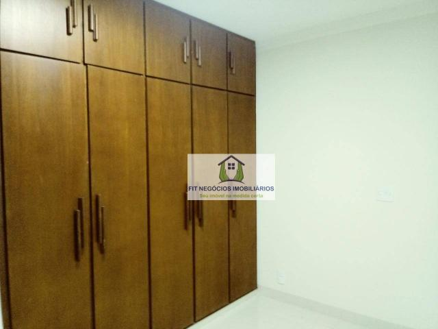 Apartamento com 2 dormitórios para alugar, 70 m² por r$