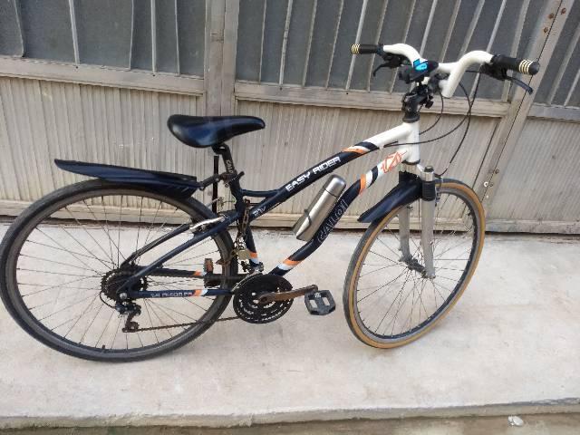 Bicicleta caloi easy rider primeiro leva