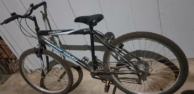 Bicicleta mormaii 18v