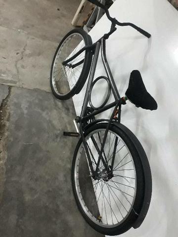Bicicleta barra circular, freio de pé. r$ 280,00