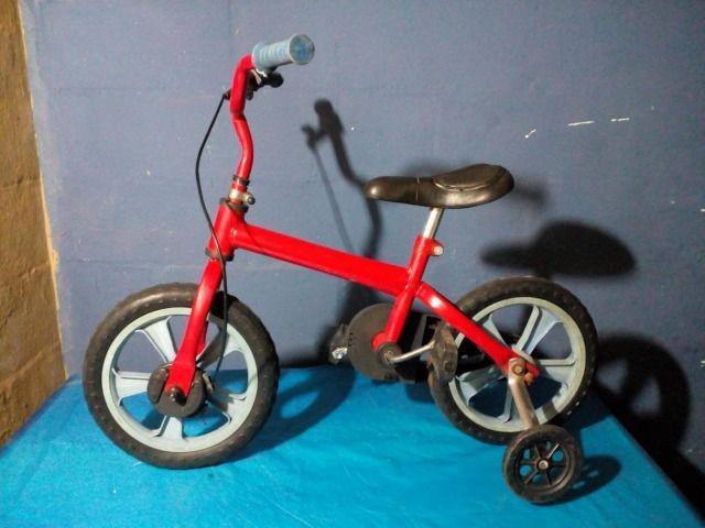 Bicicleta infantil aro 12 unisex