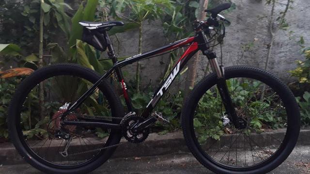 Bicicleta/bike aro 29 trilha