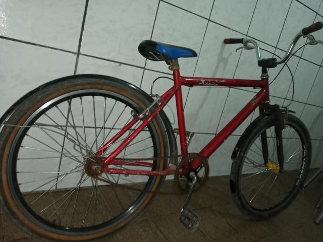 Bike aro 26 raio inox calha aero