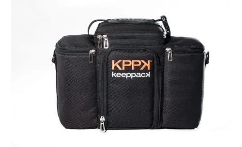 Bolsa térmica keeppack max + brinde