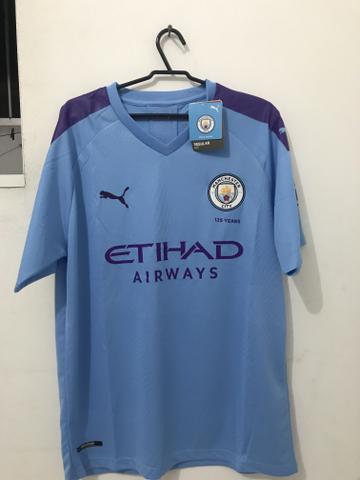 Camisa manchester city 19/20