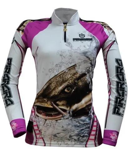 Camisa pesca f