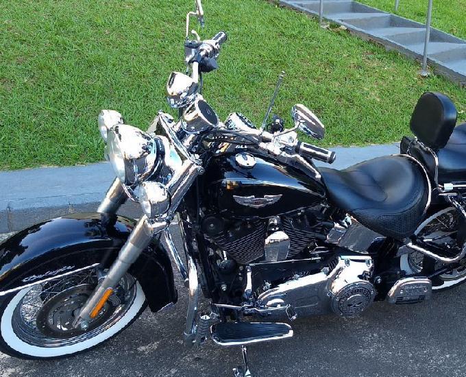 Harley davidson deluxe 2008