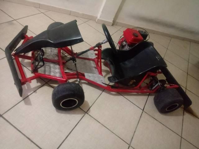 Kart top motor gx200 honda original