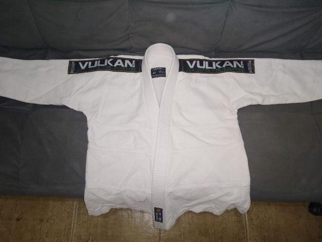 Kimono jiu jitsu semi novo tam. a1