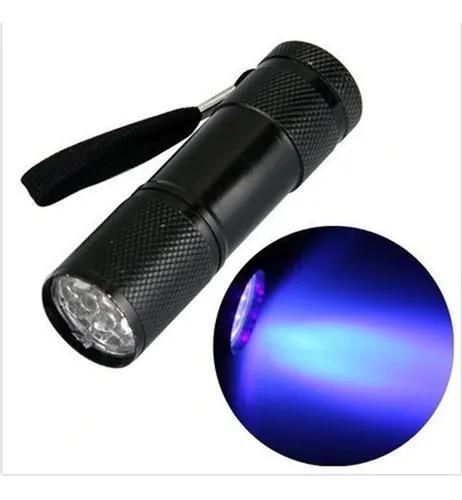 Lanterna 9 led uv luz ultra violeta seca unha gel esmalte