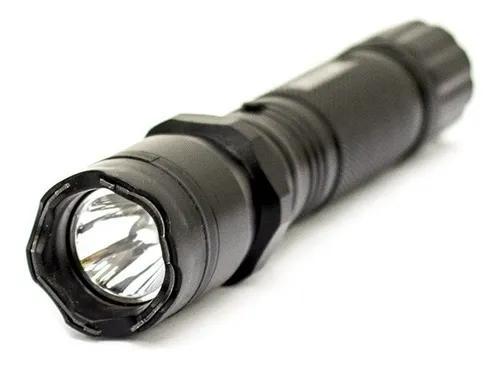 Lanterna com aparelho de choque - recarregável - 1101/02