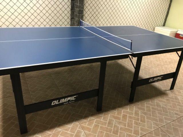 Mesa de ping pong profissional olímpica