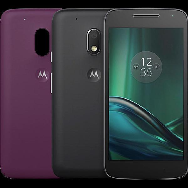 "Motorola moto g4 play dual chip 16gb 4g tela 5"" androd 7.1"