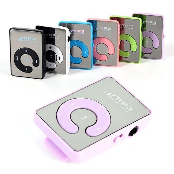 Mp3 music player suporte até 8 gb cartão sd tf usb