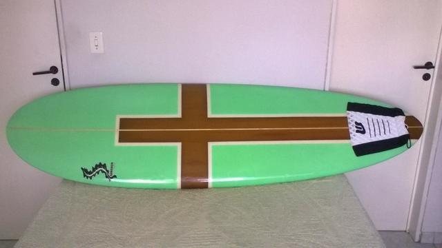 Prancha de surf mini long seminova