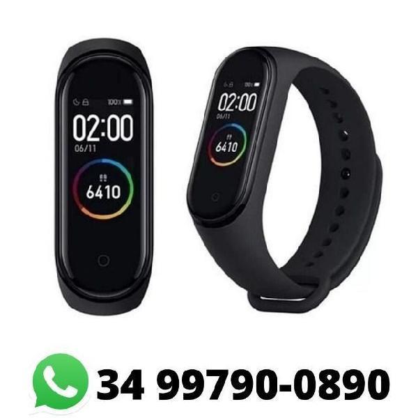 Promoção= relógio inteligente monitor cardíaco