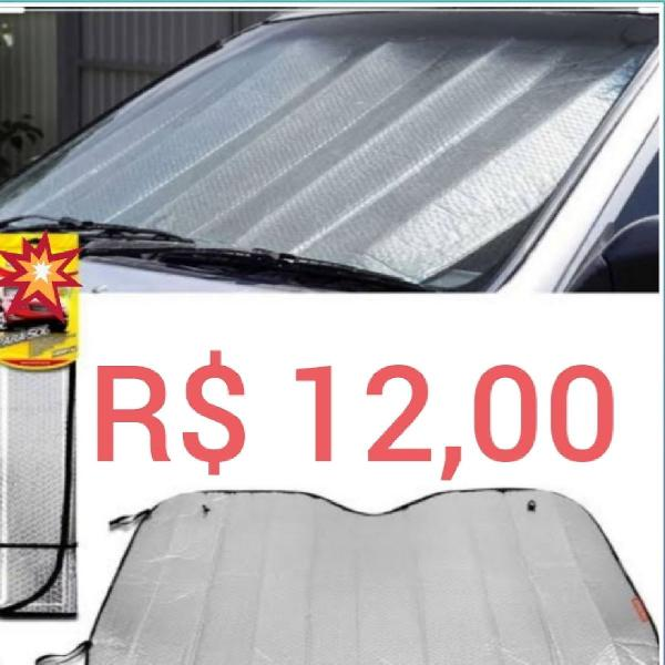 Protetor solar automotivo