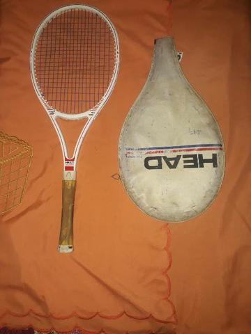 Raquete profissional de tênis
