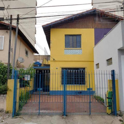 Sobrado c/ 02 dormitórios e 02 vagas, bairro do limão!