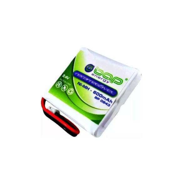 Bateria tel. s/fio motorola nova 800 2v4/600 bp0843 bap-450