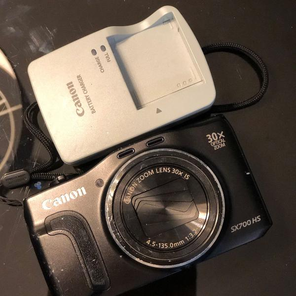 Canon power shot sx700hs wi-fi