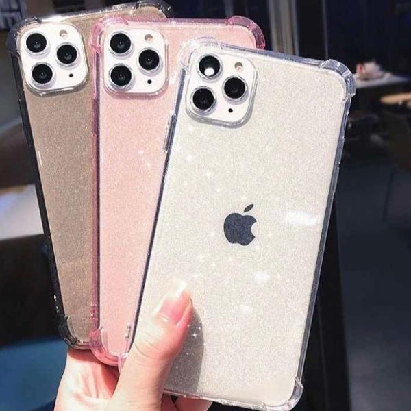 Case iphone 11 pro + película vidro 9d