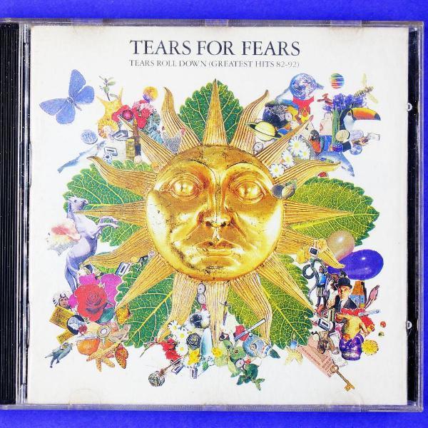 Cd . tears for fears . tears roll down ( greatest hits 82-92