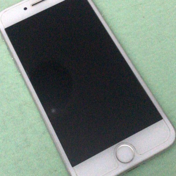 Iphone 7 prata