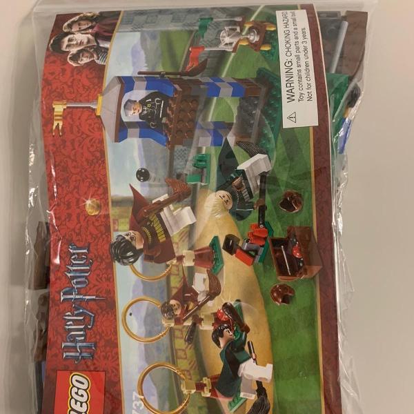 Lego harry potter quadribol match 4737 (descontinuada pelo