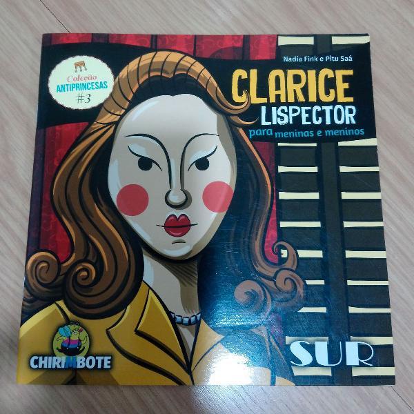 Livro clarice lispector para meninas e meninos
