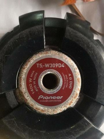 Alto falantes pioneer 400wrms