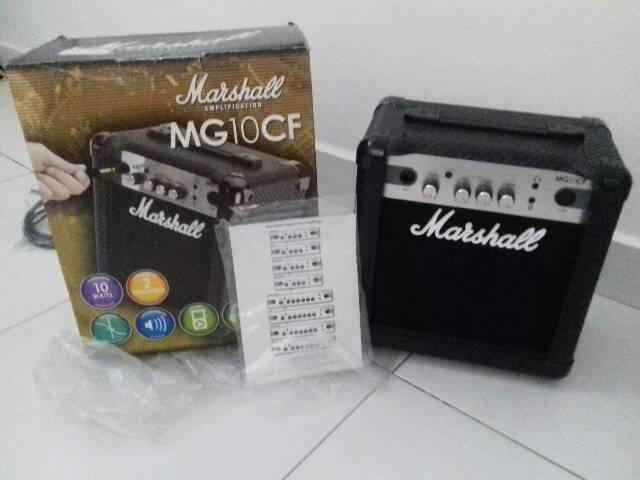 Amplificador marshall mg 10cf