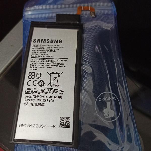 Bateria original samsung s6 edge