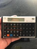 Calculado financeira hp 12c
