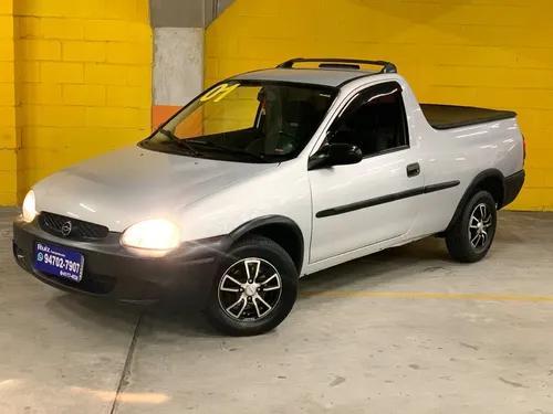 Chevrolet pick up corsa raridade 2 dono metro vila prudente