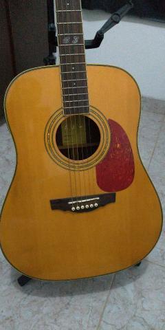 Di giorgio folk 103 - troco em violão superior com volta