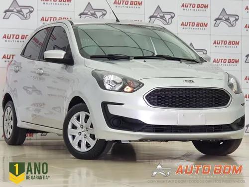 Ford ka ka ka 1.0 se 12v flex 4p manual. apenas 22 mil km!