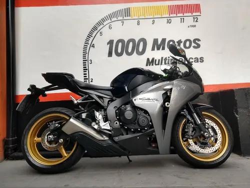 Honda cbr 1000 fireblade 2009 aceito moto