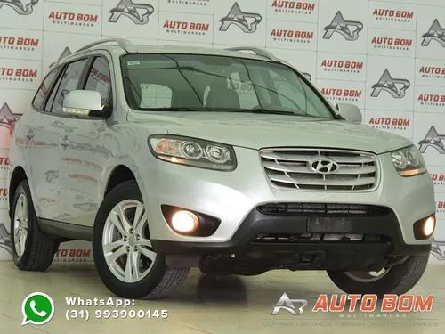 Hyundai santa santa fé gls 3.5 v6 automática 2010/2011
