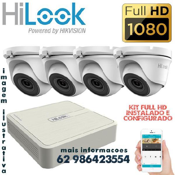 Kit cameras full hd 1080p