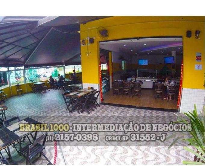 Restaurante, vila medeiros, sp. (cód. 8826)