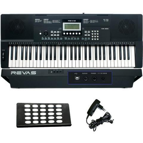 Roland teclado revas kb330 produto novo loja fisica
