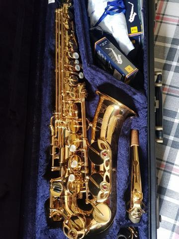Sax alto yamaha custon z