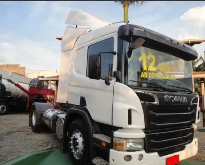 Scania p360 - pronto pra trabalho