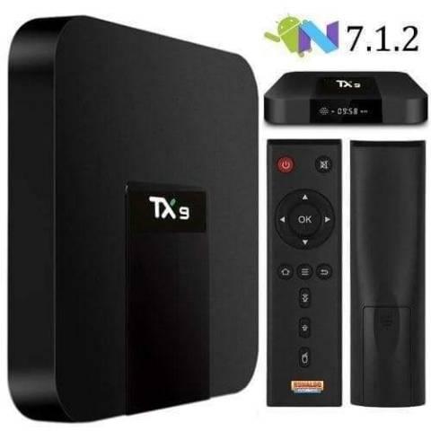 Tv box tx9 ultra hd