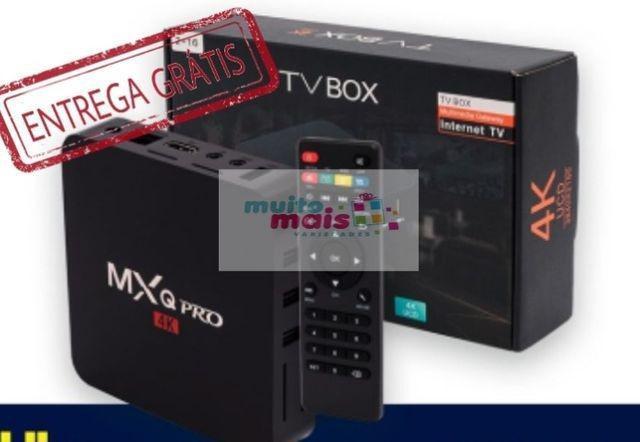 Tv box mxq pro 4k android 8.1