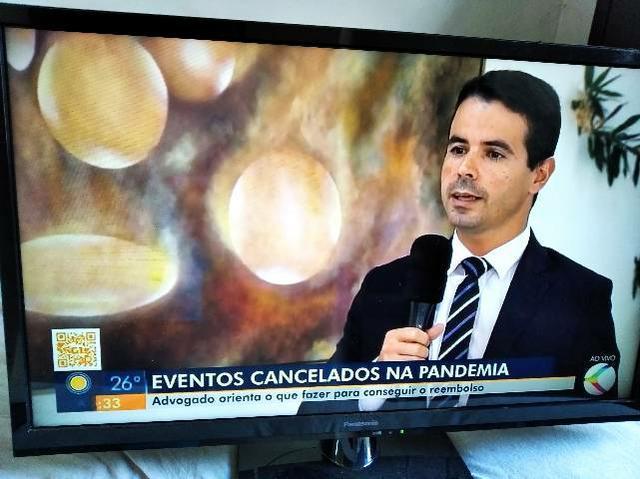 Tv panasonic 42' - valor negociável